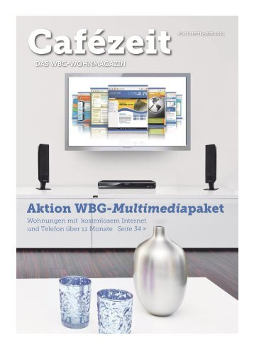 Aktion WBG-Multimediapaket - Meetingpoint Brandenburg
