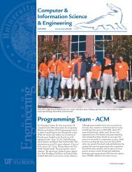 Programming Team - ACM - CISE - University of Florida