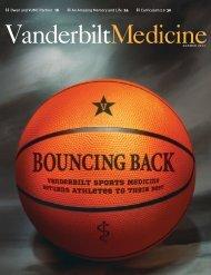 Full PDF of this issue - Vanderbilt University Medical Center
