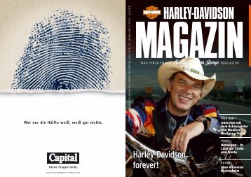 Harley-Davidson forever! - Harley-News