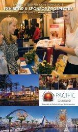 exhibitor & sponsor prospectus - Pacific Veterinary Conference
