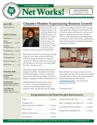 Chamber Member Experiencing Business Growth - The Greater ...