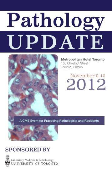 Download Brochure - CEPD University of Toronto