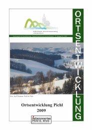 Folder Dorfentwicklung 2009.pmd - Pichl bei Wels