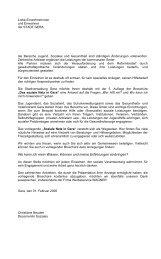 """Broschüre """"Das Soziale Netz 1999"""" - Stadt Gera"""