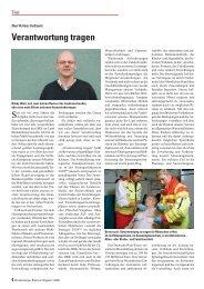 Verantwortung tragen - DRK Landesverband Brandenburg eV