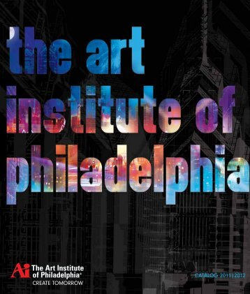 Academic Affairs - The Art Institutes