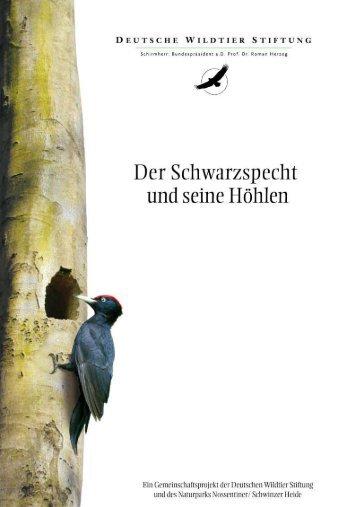 Tabellen- und Abbildungsverzeichnis - Deutsche Wildtier Stiftung