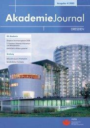 Ausgabe 4/2005 als PDF - Deutsche Gesetzliche Unfallversicherung