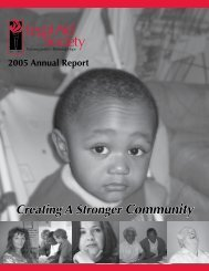 Creating A Stronger Community - Legal Aid Society Louisville