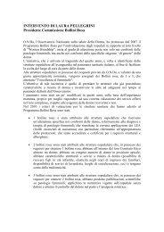 h) Intervento Laura Pellegrini - ONDa