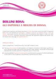 Programma Bollini Rosa - ONDa