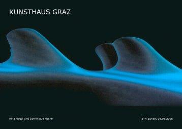 KUNSTHAUS GRAZ - ETH Zürich