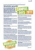 treffpunkt campus - Hochschule Magdeburg-Stendal - Seite 7