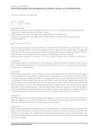 Protokoll der Sitzung des Preisgerichts vom 15.06.2009