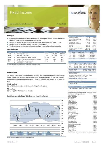 Fixed income in forex