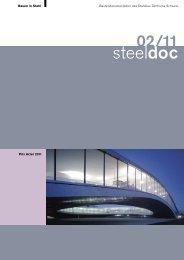 Prix Acier 2011 - Stahlbau Zentrum Schweiz