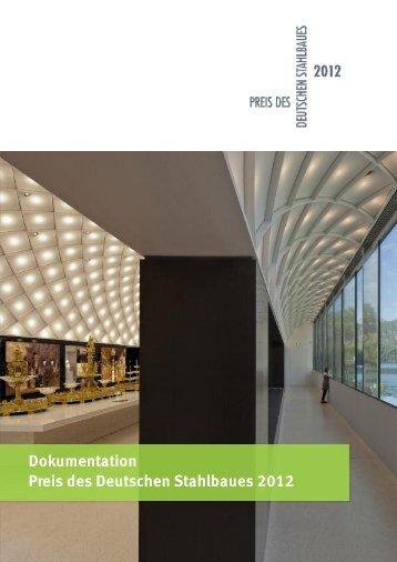 Dokumentation Preis des Deutschen Stahlbaues 2012 - bauforumstahl ...