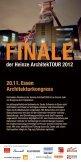 Einladung 20.11. Architekturkongress im ... - Schomburg - Seite 2