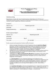 Aufnahmevertrag Schüler/in ... - Projektschule Graz