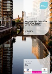 Manchester City, Salford City and Trafford Councils Level 2 Hybrid ...