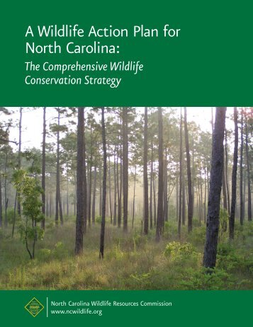 The Comprehensive Wildlife Conservation Strategy - North Carolina ...