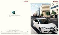 Broschüre Civic Hybrid (PDF, 8,75 MB)