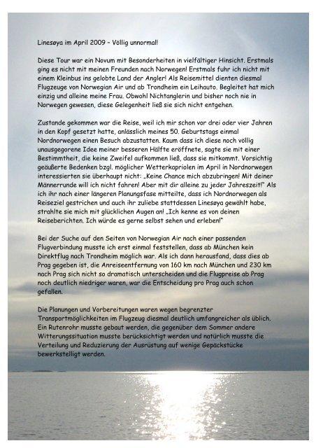 Bericht09 1 Norwegen Angelfreunde