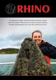 Die Marke für Angler, die das extreme Abenteuer suchen ... - Zebco