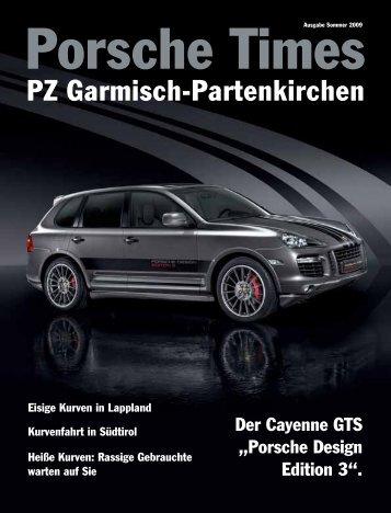 PZ Garmisch-Partenkirchen - Porsche Zentrum Garmisch ...
