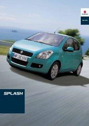 Unser Antrieb: Ihr Spaß an Mobilität. - Suzuki