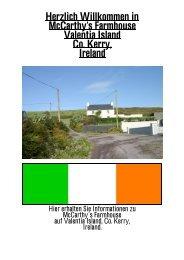 Irland Reiseinformationen fürs Haus - Irish-net