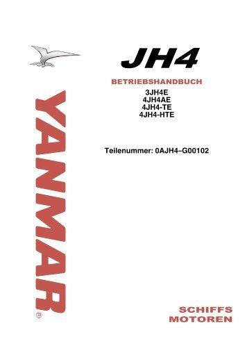 3JH4/4JH4AE/4JH4TE/4JH4HTE - Bootsservice Wilke GmbH
