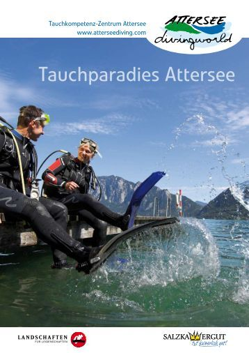 Tauchparadies Attersee - uw-photodays