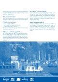 Kurzfassung: Wassertourismus-Fonds - Rundtörn Marinas - Seite 5