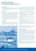 Kurzfassung: Wassertourismus-Fonds - Rundtörn Marinas - Seite 6