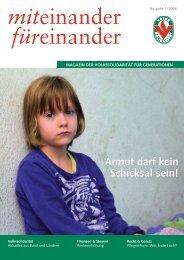 Ausgabe 1/2008 - Volkssolidarität Bundesverband e.V.