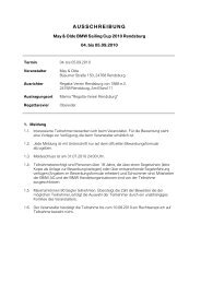 Ausschreibung. (PDF, 34k) - May & Olde