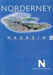 1999 Magazin - Chronik der Insel Norderney