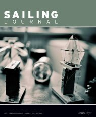 Multihull - Sailing Journal