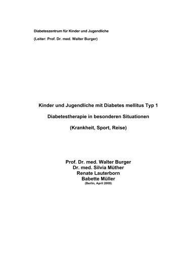 Krankheit, Sport, Reise - DRK Kliniken Berlin