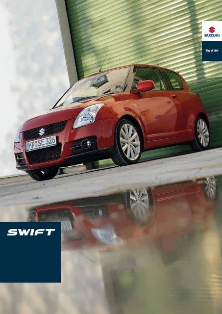 Unser Antrieb: Ihr Spaß an Moobbilität. - Suzuki