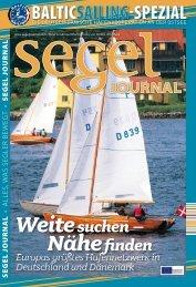 Auf gute Zusammenarbeit! - Baltic Sailing