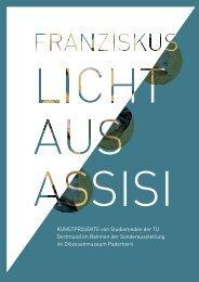 Download der Broschüre zum Kunstprojekt - Diözesanmuseum ...