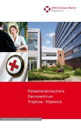 Darmzentrum - DRK Kliniken Berlin
