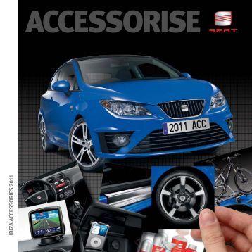 Accessory Brochure - SEAT Ireland