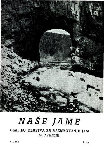 Naše jame 06 img.pdf - Jamarska zveza Slovenije