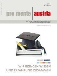 interview - Pro Mente Salzburg