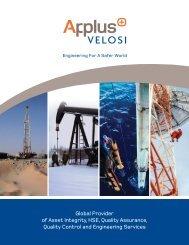 Download the full Velosi Brochure