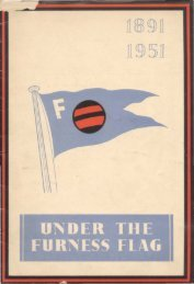 Under the Furness Flag